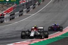 30.06.2019 - Race, Antonio Giovinazzi (ITA) Alfa Romeo Racing C38