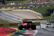 30.06.2019 - Race, Sebastian Vettel (GER) Scuderia Ferrari SF90