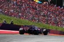 30.06.2019 - Race, Lance Stroll (CDN) Racing Point F1 Team RP19