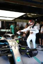 30.06.2019 - Race, Lewis Hamilton (GBR) Mercedes AMG F1 W10
