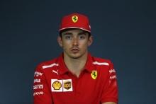 30.06.2019 - Race, Press conference, Charles Leclerc (MON) Scuderia Ferrari SF90