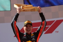 30.06.2019 - Race, Max Verstappen (NED) Red Bull Racing RB15 race winner