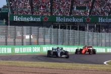 13.10.2019- Race, Valtteri Bottas (FIN) Mercedes AMG F1 W10 EQ Power