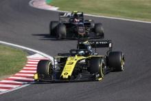 13.10.2019- Race, Daniel Ricciardo (AUS) Renault Sport F1 Team RS19