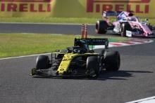 13.10.2019- Race, Nico Hulkenberg (GER) Renault Sport F1 Team RS19