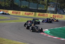 13.10.2019- Race, Romain Grosjean (FRA) Haas F1 Team VF-19