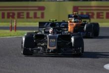 13.10.2019- Race, Kevin Magnussen (DEN) Haas F1 Team VF-19