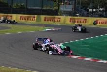 13.10.2019- Race, Sergio Perez (MEX) Racing Point F1 RP19