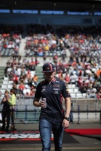 13.10.2019- driver parade, Max Verstappen (NED) Red Bull Racing RB15