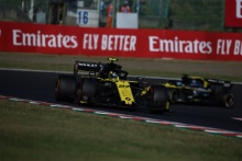 13.10.2019- Nico Hulkenberg (GER) Renault Sport F1 Team RS19