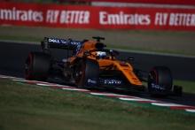 13.10.2019- race, Carlos Sainz Jr (ESP) Mclaren F1 Team MCL34