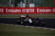 13.10.2019- race, Kimi Raikkonen (FIN) Alfa Romeo Racing C38