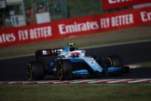 13.10.2019- race, Robert Kubica (POL) Williams F1 FW42