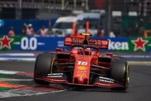 27.10.2019 - Charles Leclerc (MON) Scuderia Ferrari SF90