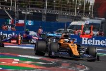 27.10.2019 - Carlos Sainz Jr (ESP) Mclaren F1 Team MCL34