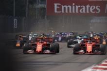 27.10.2019 - Start of the race