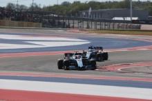 03.11.2019- Race, Robert Kubica (POL) Williams F1 FW42