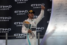 01.12.2019 - Race, Lewis Hamilton (GBR) Mercedes AMG F1 W10 race winner