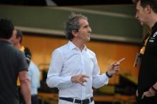 01.12.2019 - Race, Alain Prost (FRA) Renault Sport F1 Team Special Advisor