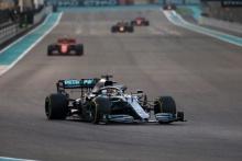01.12.2019 - Race, Lewis Hamilton (GBR) Mercedes AMG F1 W10