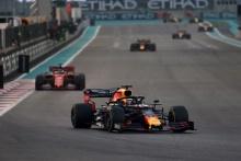 01.12.2019 - Race, Max Verstappen (NED) Red Bull Racing RB15