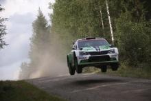 Esapekka Lappi (FIN) Janne Ferm (FIN), Skoda Fabia R5