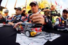 Sebastien Loeb (FRA) - Daniel Elena (MCO) HYUNDAII20 Coupe WRC, HYUNDAI SHELL MOBIS WRT