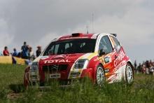 Chris Meeke (GBR) CitroenWorld Rally of Germany, 11-13 August 2006, Germany