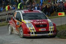 Kris Meeke (GBR) Citroen World Rally of Germany, 11-13 August 2006, Germany