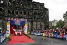 Kris Meeke (GBR) Super 1600 winner World Rally of Germany, 11-13 August 2006, Germany