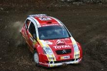 Kris Meeke (GBR) World Rally Championship, Rally of Turkey, 12-14/10/06, Turkey.