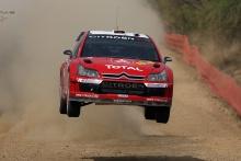 Daniel Sordo (ESP) / Marc Marti (ESP), Citroen Total WRT C4 WRC. Rally Mexico, 8-11th March 2007.