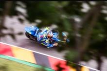 Rins, German MotoGP 2017